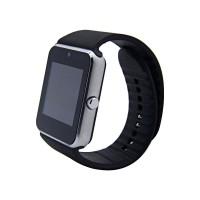 Смарт часы GT08 (серебряные) - 2