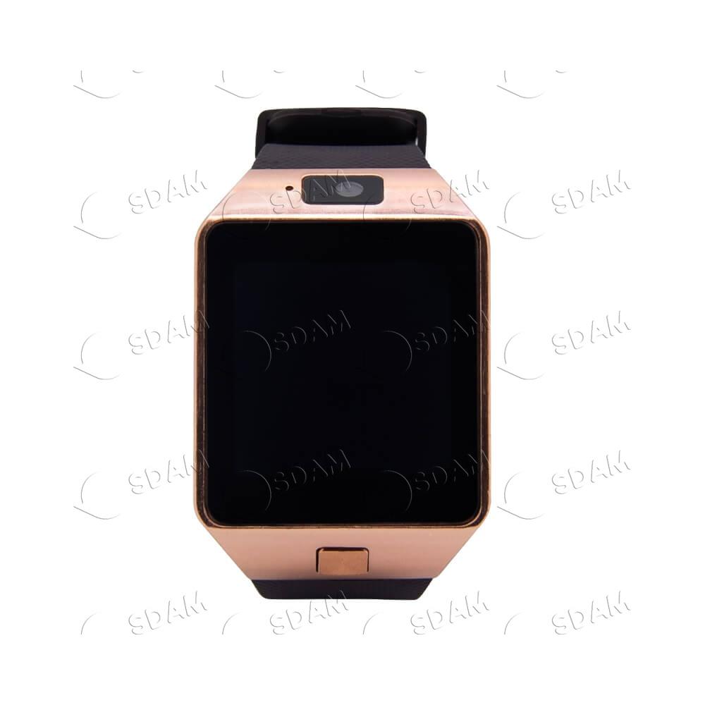 Смарт часы DZ09 (золотые)